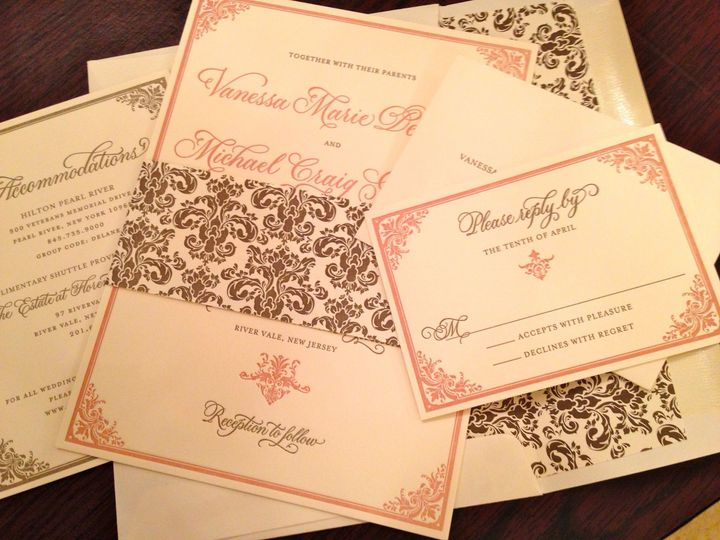 Tmx 1390365440292 Wed New York wedding invitation