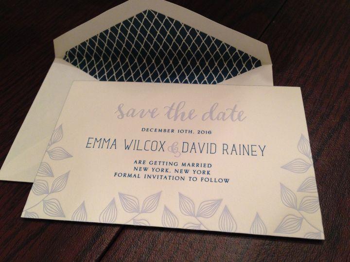 Tmx 1390792002557 Smoc New York wedding invitation