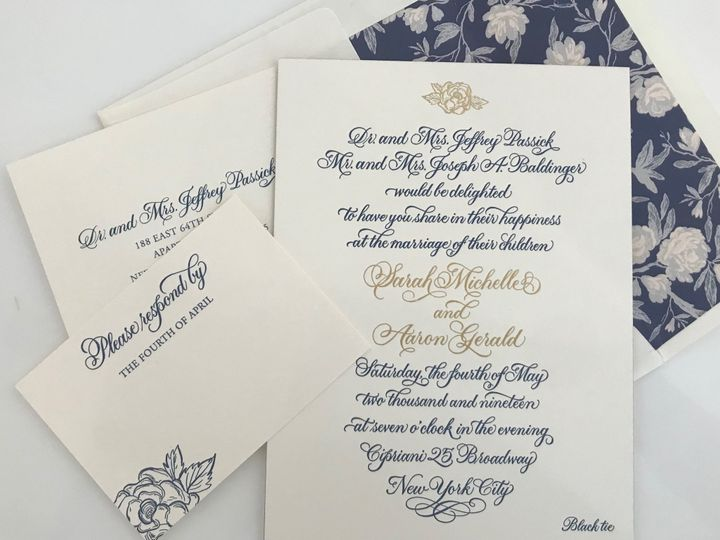 Tmx Img 2174 51 92990 1560119611 New York, NY wedding invitation