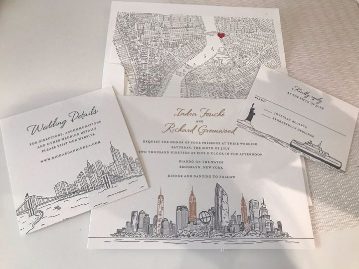 Tmx Img 2398 51 92990 1560121382 New York, NY wedding invitation