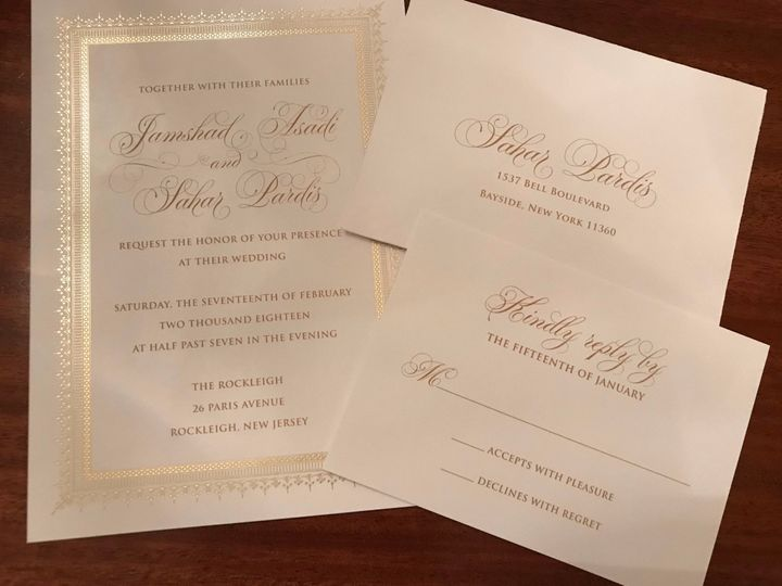 Tmx Img 6286 51 92990 1560120498 New York, NY wedding invitation