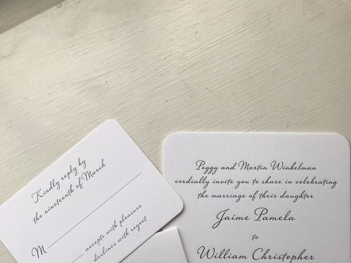 Tmx Img 6513 51 92990 1560120175 New York, NY wedding invitation