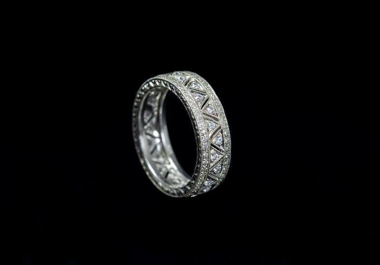 Wide Wedding Ring