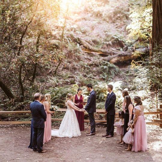 Sierra & Keaton, Muir Woods