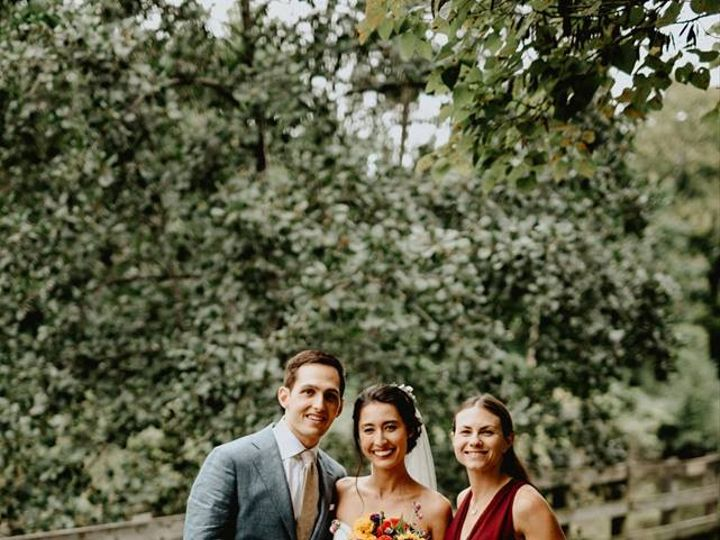 Tmx Kiyomi And Joel 6 51 973990 Nevada City, CA wedding officiant
