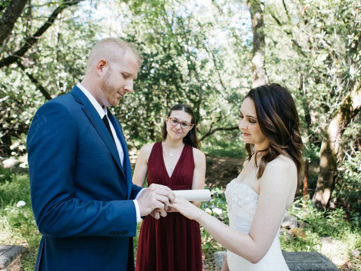 Tmx Sarah And William 7 51 973990 1557781263 Oakland, CA wedding officiant
