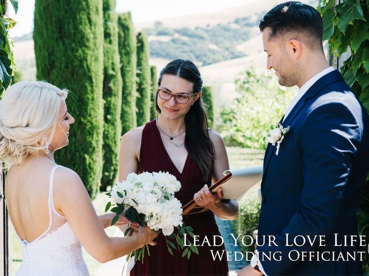Tmx Wedding Officiant Main Image For The Knot 51 973990 157990074746518 Oakland, CA wedding officiant