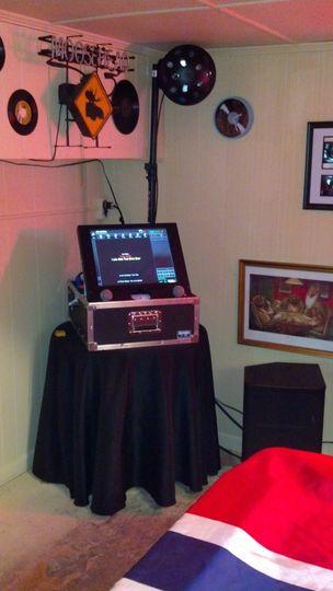 Jukebox setup