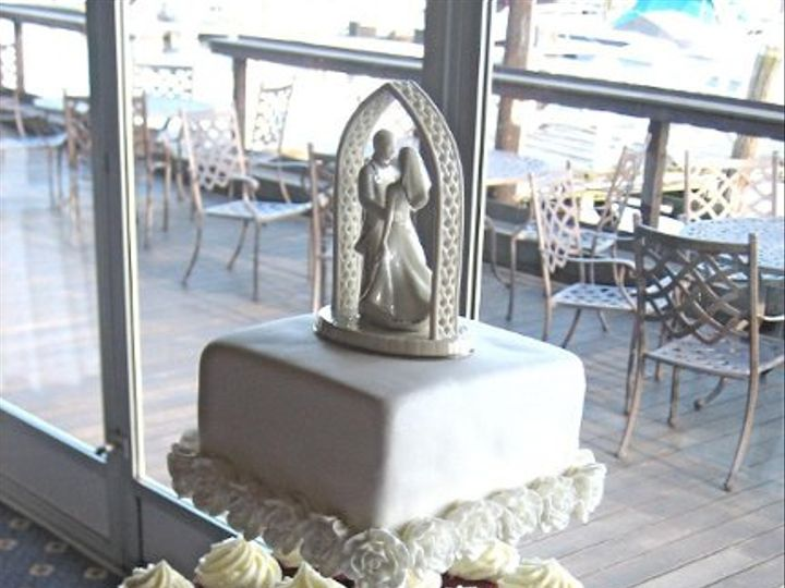 Tmx 1252581443753 IMG1255 Massapequa wedding cake