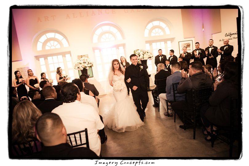 Art Alliance Gallery wedding