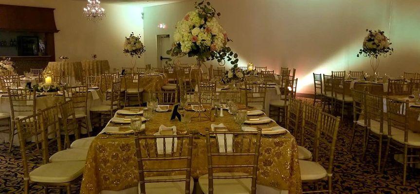 Chiviari Chairs and Overlays