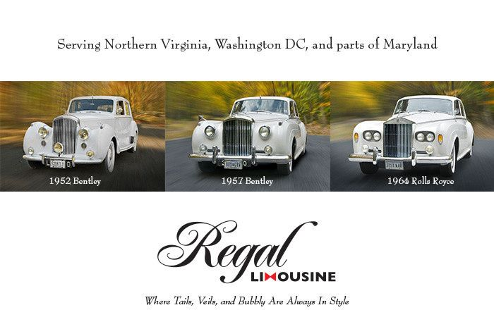 The most elegant limos in the Washington DC area can add another level of elegance to your wedding...