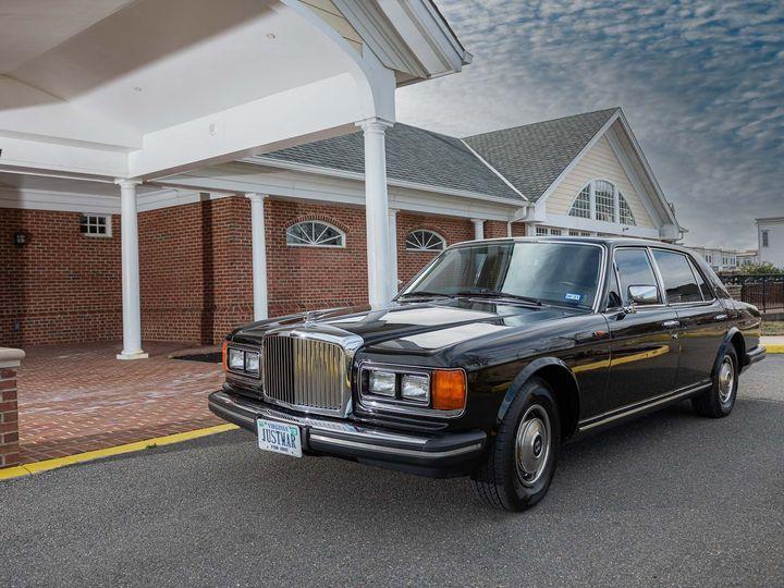 Tmx 1985 Bentley Mulsanne L173 51 27990 161643582479679 Springfield, VA wedding transportation