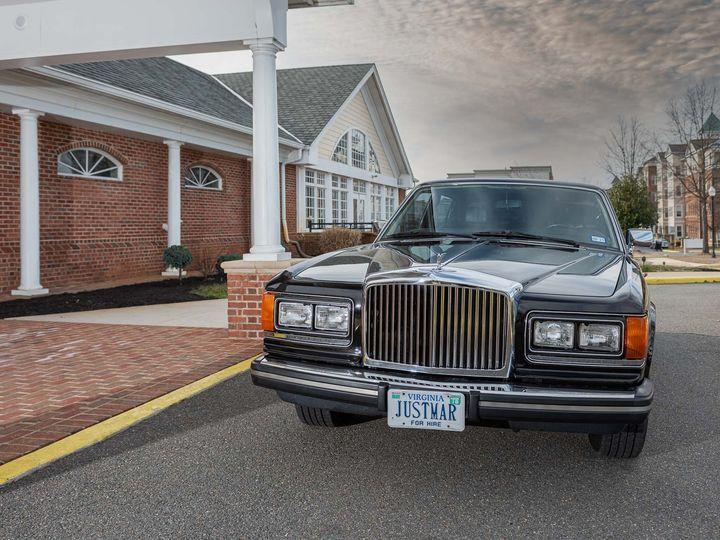 Tmx 1985 Bentley Mulsanne L179 Edit 51 27990 161643582463646 Springfield, VA wedding transportation