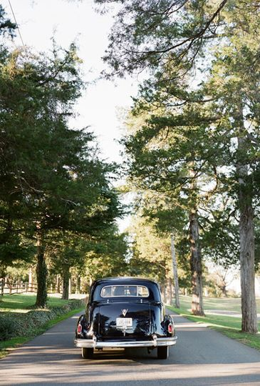 wedding get away car ideas 1948 fleetwood cadillac
