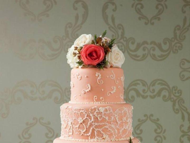 Tmx 1392754158143 Travis Johansen Photography  Minneapolis wedding cake