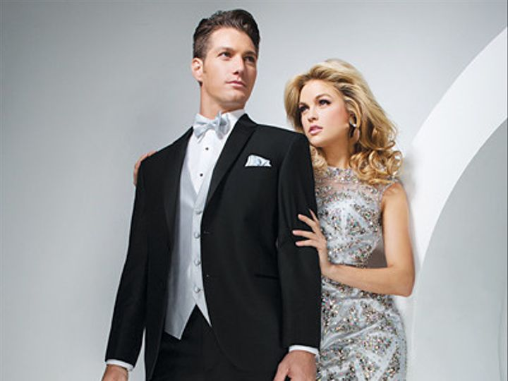 Tmx 1399921188750 930 Tony Bowls Manhattan Slim Fit Tuxedo Whit Hopewell Junction wedding dress