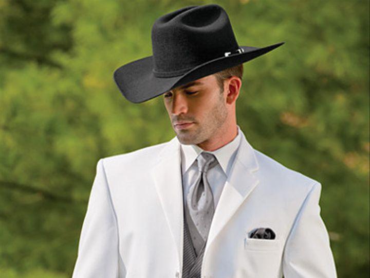 Tmx 1410718836406 Andrew Fezza Savannah White Western Tuxedo Hopewell Junction wedding dress