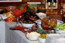 Stationary food presentation