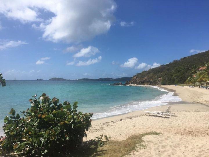 Limetree Beach, St. Thomas, VI