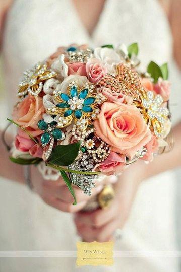 Eco-friendly bouquet