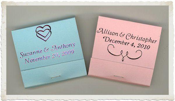 Imprinted Matchbooks