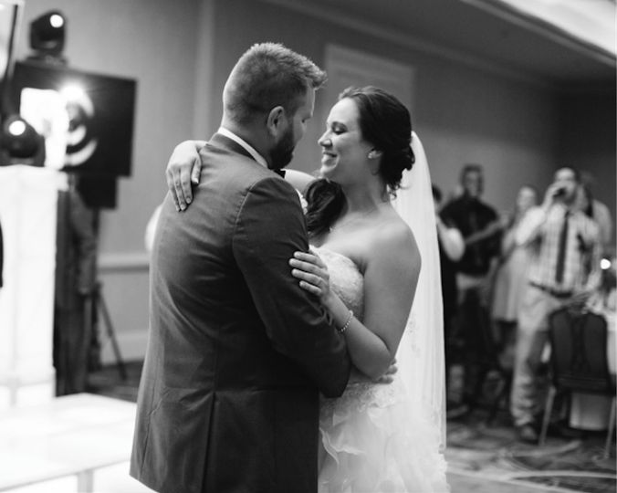 First dance | @candersonphoto