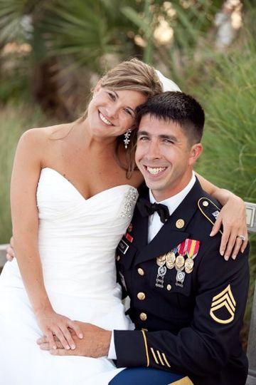 Liz & Joe's Wedding at the Hilton Virginia Beach Oceanfront on June 2011.  Photographs by Andi Grant...