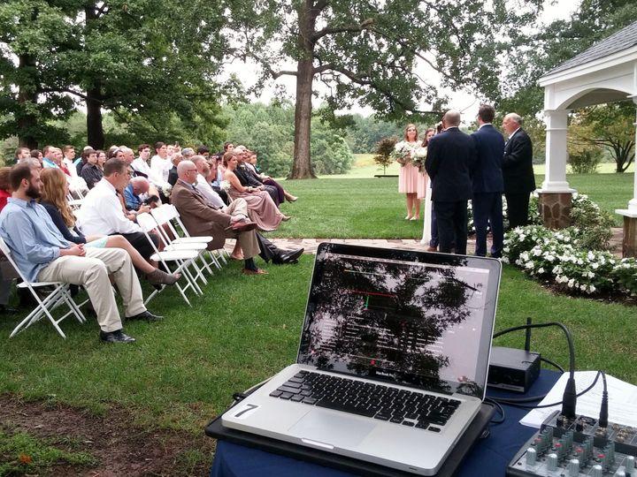 Tmx 1534123226 Ebe46aee65bdc383 1534123223 3035902286425ff2 1534123215637 2 Resized Ceremony Winston Salem, NC wedding dj