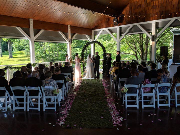 Tmx Blowing Rock Ceremony 51 1012001 1561408981 Winston Salem, NC wedding dj