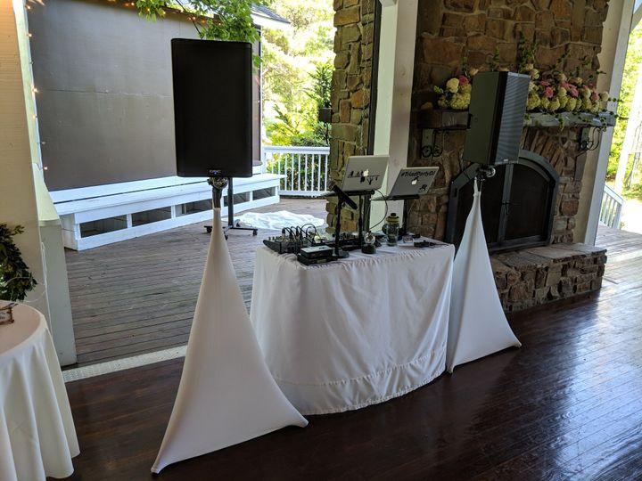 Tmx Recent Set Up 51 1012001 1561408501 Winston Salem, NC wedding dj