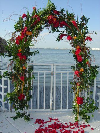 Tmx 1311457842573 Arches3 Clearwater, Florida wedding florist