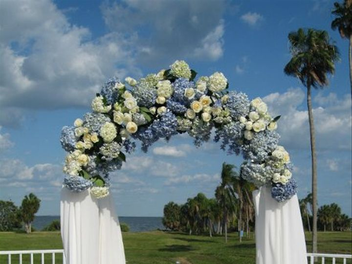 Tmx 1313975840985 1240 Clearwater, Florida wedding florist