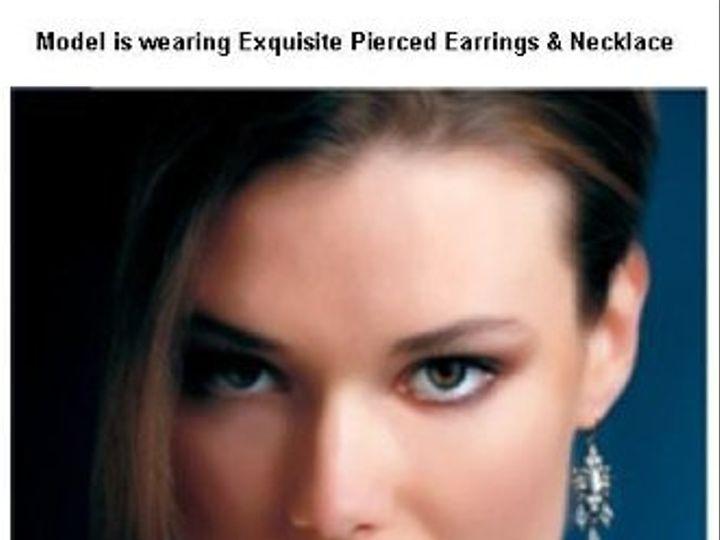 Tmx 1189407792093 ExquisitePEandNecklace Pasadena wedding jewelry