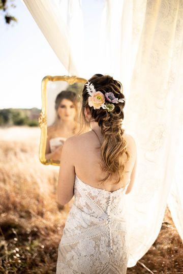 The bride - Terah Caitlin Photography