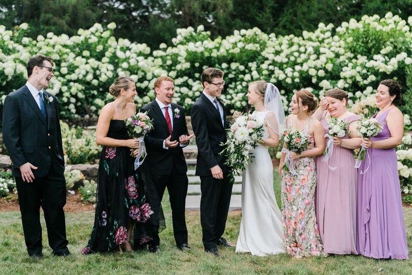 Bridal Party- GEM Photography