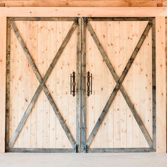 Barn door beauties
