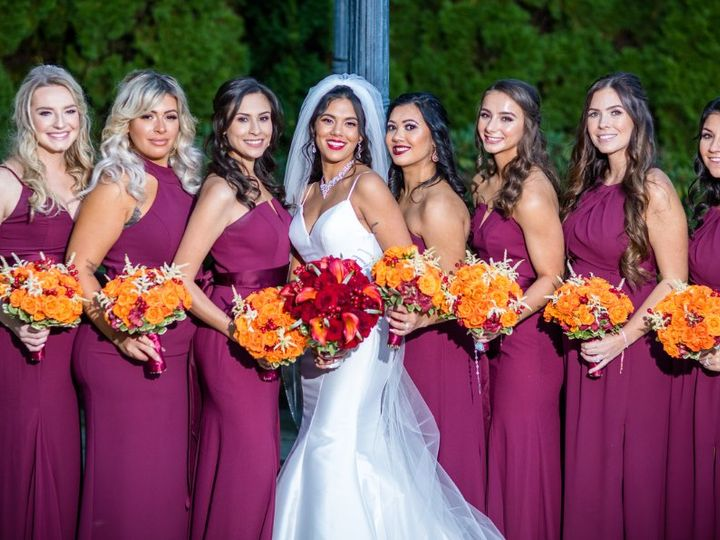Tmx Bridal Partyy 51 1874001 1572481349 Woodbridge, NJ wedding beauty