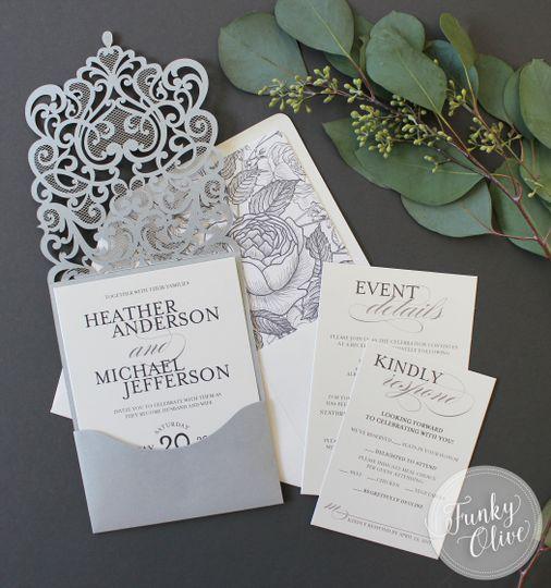 invitation suite open