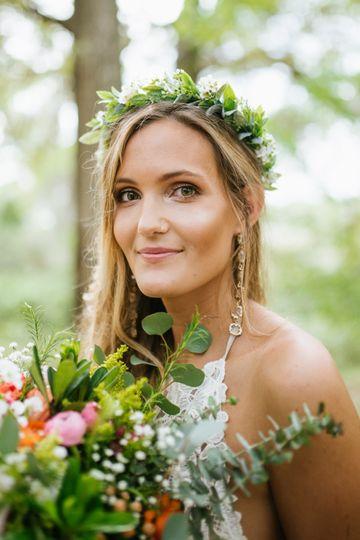 Crowned Bride