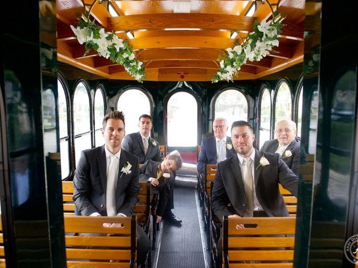 Tmx 1438019408994 Interior Trolley Guys Photo West Palm Beach, Florida wedding transportation