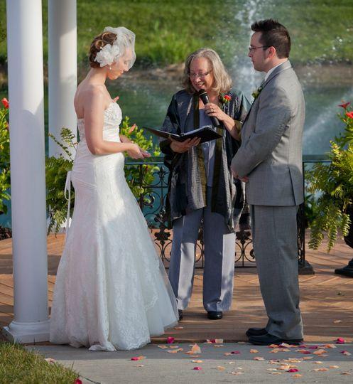 celebrant wedding ceremon
