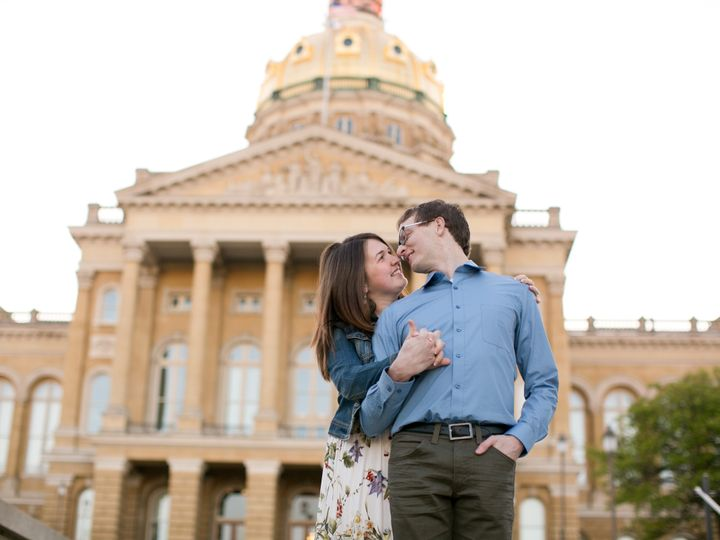 Tmx 1499273240590 Wagner Engaged 48 Des Moines, IA wedding photography