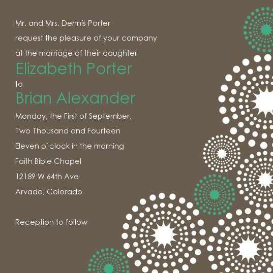 Tmx 1363144917719 SWSinvitationalightwithfont100ppi Littleton wedding invitation
