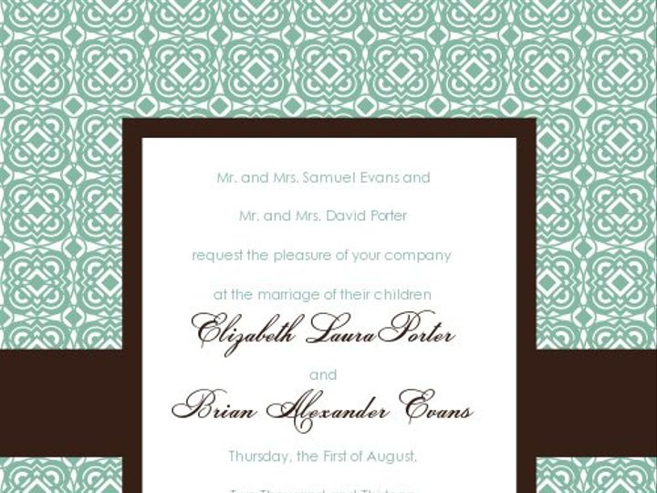 Tmx 1363145568818 SWSinvitationlightheartedwithfont Littleton wedding invitation