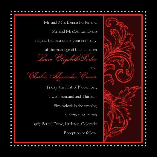 Tmx 1363145673557 SWSInvitationRedLeafnoFont100ppi Littleton wedding invitation