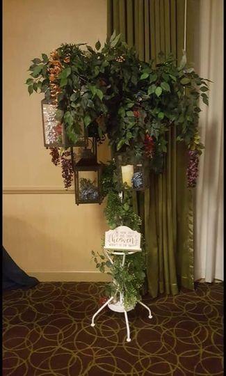 Memorial Lantern Tree