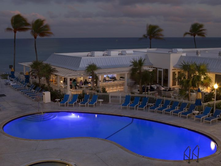 Tmx 1422454971996 Eveningpool50425high Delray Beach, FL wedding venue