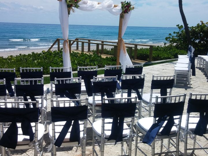 Tmx 1428686406816 Terrace Ocean Ceremony Delray Beach, FL wedding venue