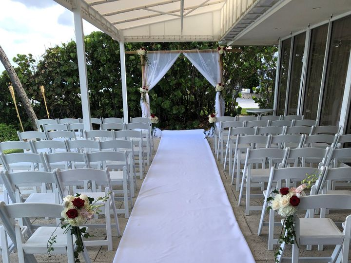 Tmx Ceremony 51 741101 1560516752 Delray Beach, FL wedding venue